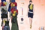 Cavendish-Rio Spring 2007 Fashion Dress-up game free online