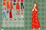 Chinese New Year Dress-up game free online