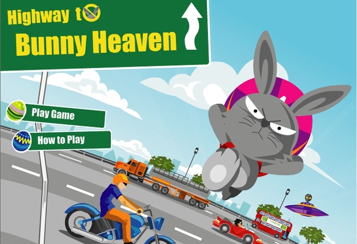 Highway To Bunny Heaven Game