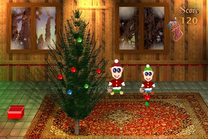 Christmas Adventure Game