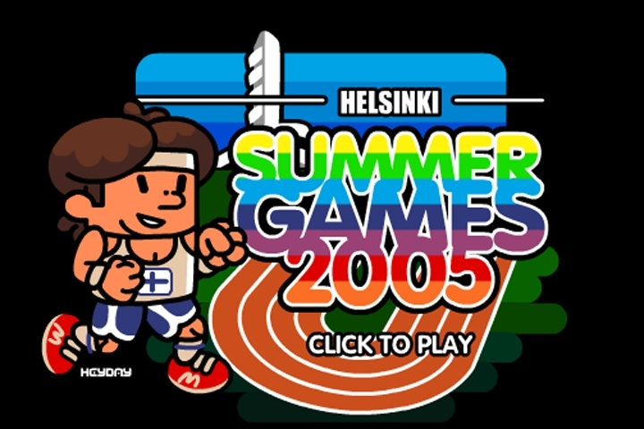 Summer Games 2005 Game - Play Free Summer games - Games Loon