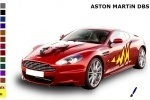 Aston Martin Db9 Car Coloring