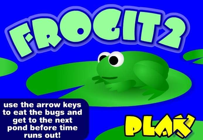 Frog It 2 Game