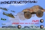 Indestructable Tank game free online