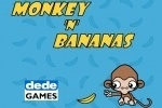 Monkey 'n' Bananas game free online