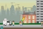 Newspaper Thrower game free online