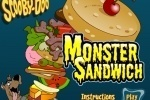 Scooby Doo Monster Sandwich game free online