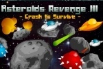 Asteroids Revenge 3 game free online