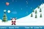 Santa's Gifts Catcher game free online