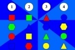 Magic Shapes game free online