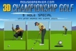 3D Championship Golf game free online