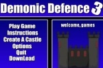 Demonic Defence 3 game free online
