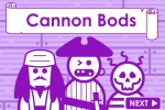 Cannon Bods game free online