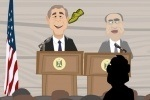 The Bush-Shoe Incident game free online