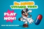 Dr. Mario Vitamin Toss game free online