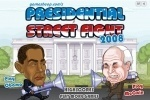 Presidential Street Fight 2008 game free online