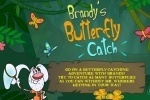 Brandy & Mr. Whiskers Brandy's Butterfly Catch game free online