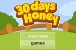 30 Days Honey game free online