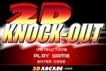 2D Knock-Out Boxing game free online