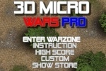 3d Micro Wars Pro 1 game free online