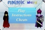 Maganic Wars game free online