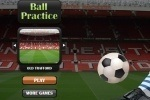 Ball Practice game free online