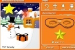 Christmas ECard Maker game free online