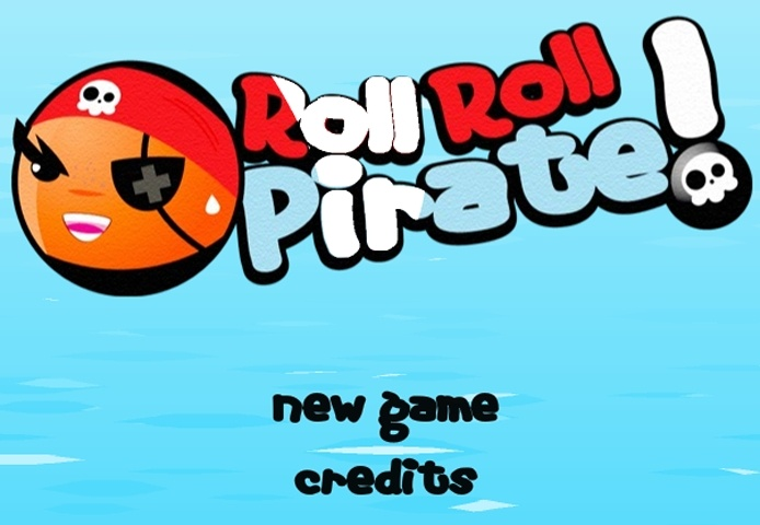Roll Roll Pirate Game