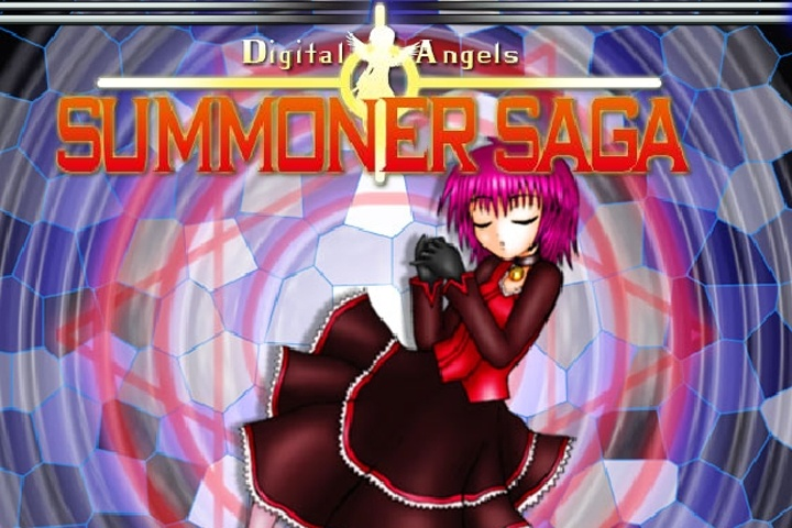 Digital Angels Summoner Saga 1 Game