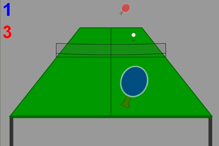 Ping Pong 3D Game