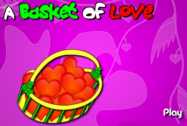 A  Basket Of Love Game