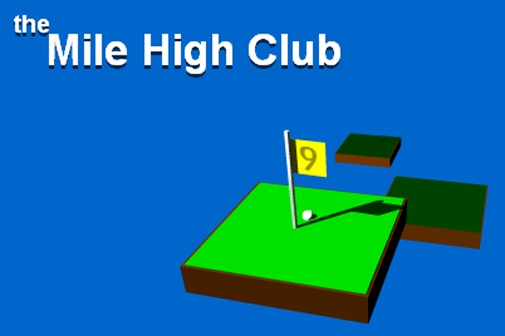 Mile High Club Golf Game