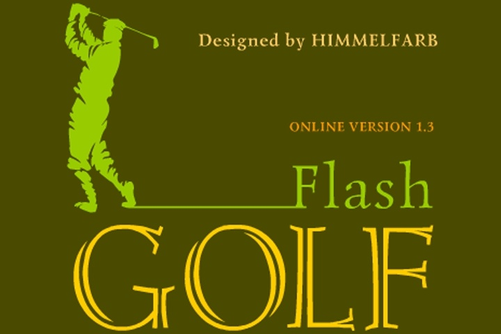 3D Flash Golf Game