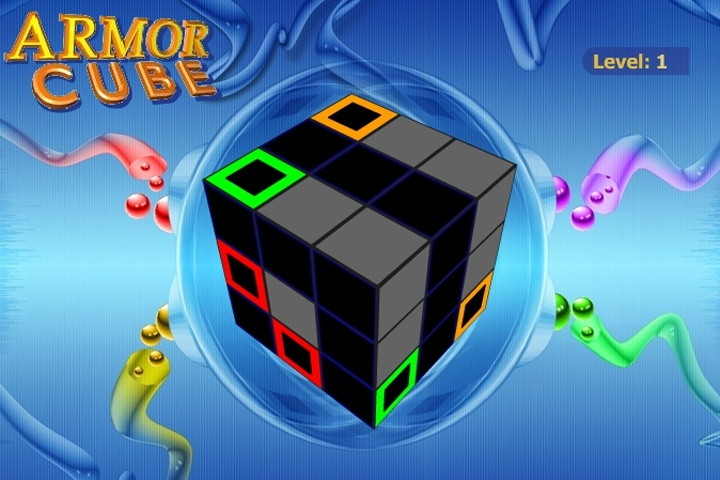 Armor Cube Game
