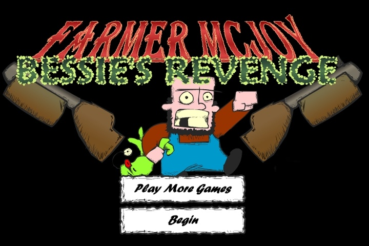 Farmer Mcjoy Bessies Revenge Game