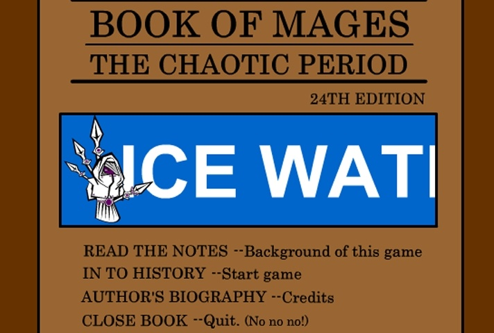 Book Of Mages The Chaotic Period Game
