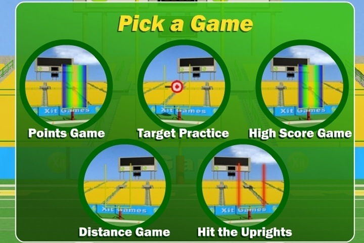 3d Field Goal Game Game