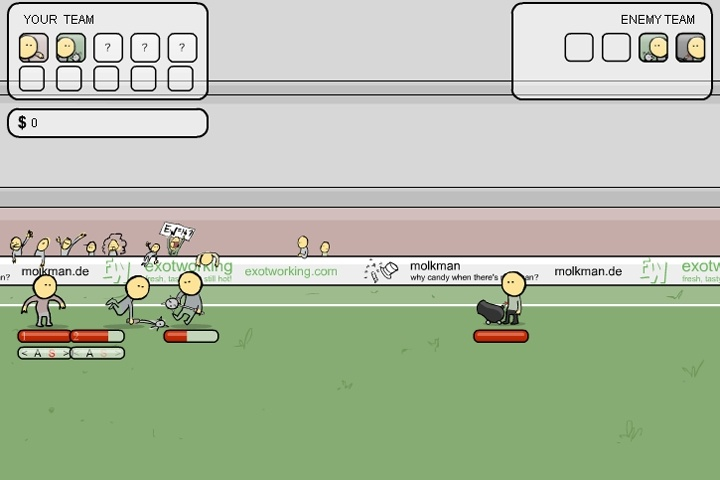 Extreme World Cup Soccer Simulator Game