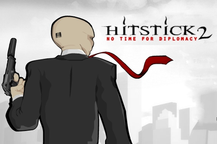 hitstick 2 no time for diplomacy game stick figure games
