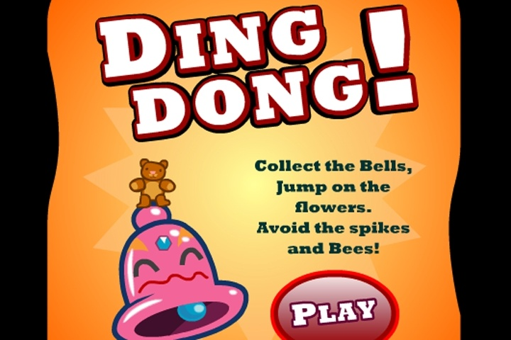 Ding Dong Game - Action Puzzle games - Games Loon