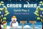 Crossword Game Play 2 Stone Puzzle game free online