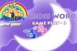 Crossword Game Play 3 game free online