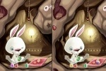 Easter Bunner Differences game free online