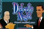Debate Night Obama game free online