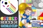 Puzzle Soccer World Cup game free online