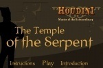 Houdini - Temple Of The Serpent game free online