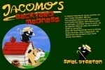 Jacomo's Backyard Madness game free online