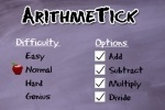 ArithmeTick game free online