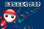 Bubble Robot Pop game free online