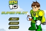 Ben 10 Super Pilot game free online